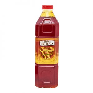 King Africa Palm Oil 1l