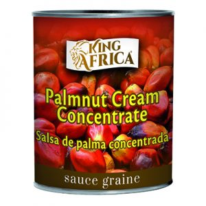 King Africa Palmnut Cream Concentrate 800grs