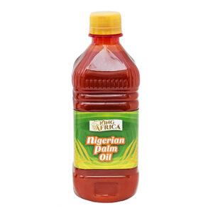 King Africa Nigerian Palm Oil 500ml