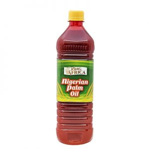King Africa Nigerian Palm Oil 1l