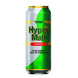 Hyper Malt can 550ml
