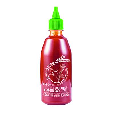 Uni-Eagle Chili Sriracha Lemongrass sauce 440ml