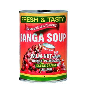 Banga Soup Fresh & Tasty 400grs